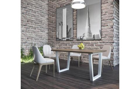 Обеденный стол Бинго Металл Дизайн
