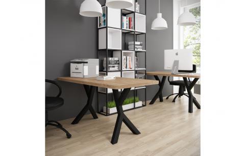 Обеденный стол Брайт  Металл Дизайн
