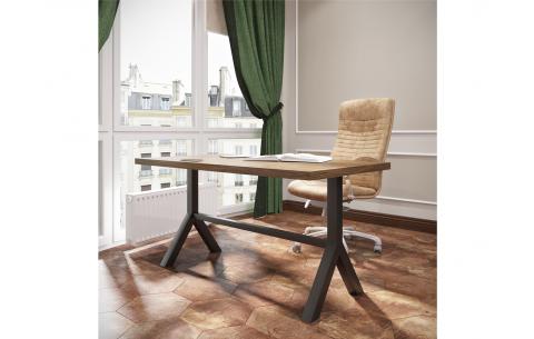Обеденный стол Лекс Металл Дизайн