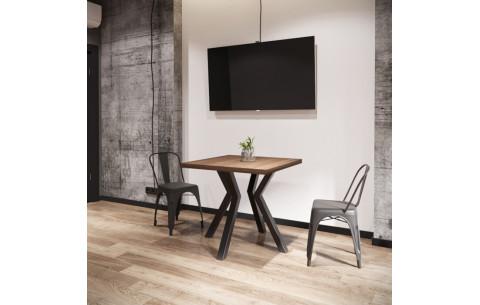 Обеденный стол Свен (4 ноги) Металл Дизайн