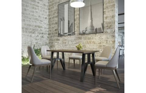 Обеденный стол Прайм Металл Дизайн