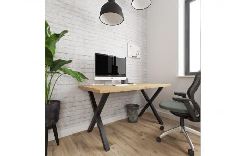 Обеденный стол Тайм  Металл Дизайн