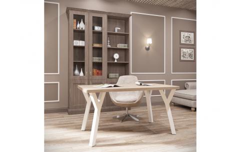 Обеденный стол Уно 4 ноги Металл Дизайн
