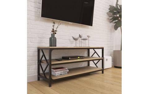 Тумба под телевизор Ромбо Металл Дизайн