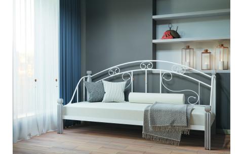 Диван-кровать Орфей металлический на деревянных ножках  Металл-Дизайн