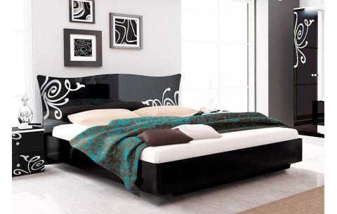 Кровать двуспальная Богема (без каркаса и матраса) MiroMark