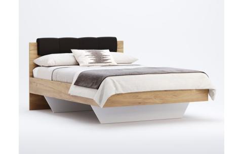 Кровать двуспальная Луна (без каркаса и матраса) MiroMark