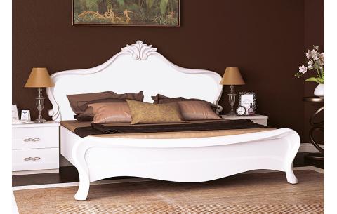 Кровать двуспальная 160x200 Прованс (без каркаса и матраса) MiroMark