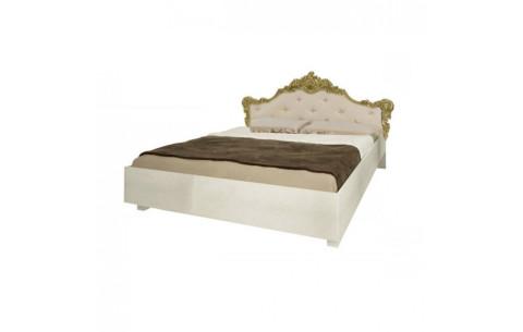 Кровать двуспальная Виктория (без каркаса и матраса) MiroMark