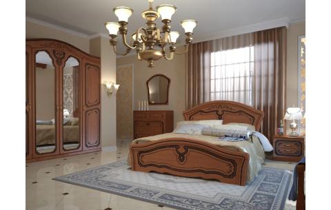 Спальня модульная Альба Неман