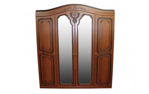Шкаф Альба 4-х дверный Неман