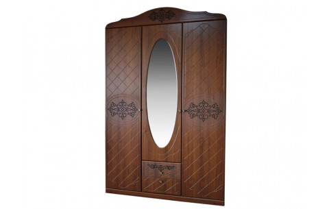Шкаф Лючия 3-х дверный Неман