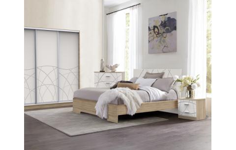 Спальня модульная Миа Неман