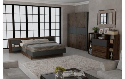 Спальня модульная Вирджиния Неман