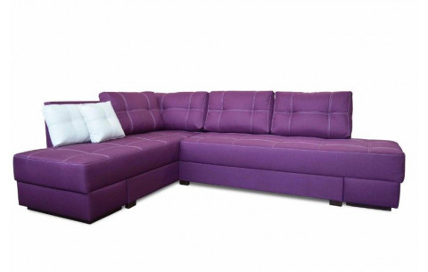 Угловой диван-кровать Fortuna (Фортуна) Novelty