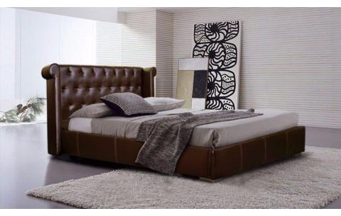 """Кровать """"Глора"""" без подъемного механизма Novelty™"""
