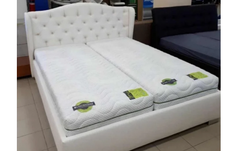"""Кровать """"Ретро"""" без подъемного механизма Novelty™"""