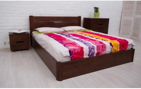 Деревянная кровать Айрис с механизмом Олимп