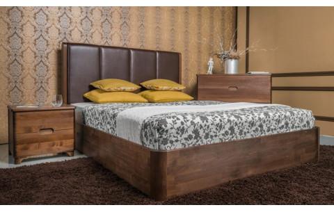 Деревянная кровать Челси  Премиум с механизмом Олимп