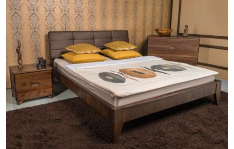 Деревянная кровать Дели Олимп