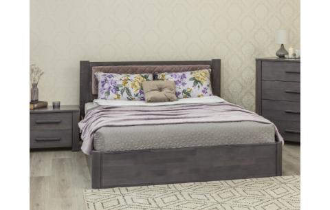 Деревянная кровать Грейс Премиум с механизмом Олимп