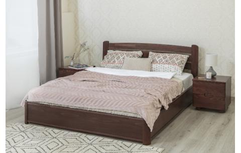 Деревянная кровать София Люкс с механизмом Олимп