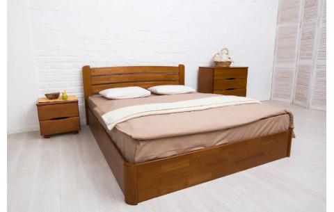 Деревянная кровать София V с механизмом Олимп