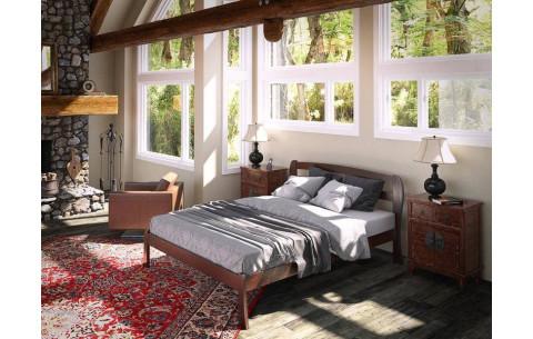 Кровать деревянная Айрис Sentenzo
