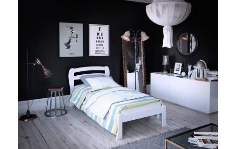 Деревянная односпальная кровать Айрис Мини Sentenzo