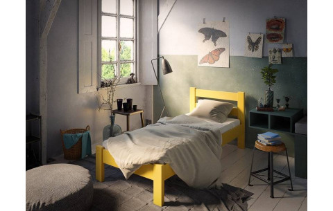 Деревянная односпальная кровать Дилайт Мини Sentenzo